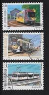 Trams - Oblitérés
