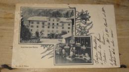 SUISSE : LOECHES LES BAINS : Hotel BRUNNER .................... OE-4622 - VS Valais