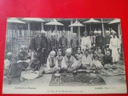 LAOS LE TIAO FA DE MUONG SING ET SA COUR - Laos