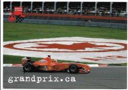Gran Premio Del Canada - Circuito Gilles Villeneuve A Montréal - Ferrari - . - Grand Prix / F1