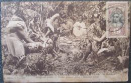 Marquises Iles Vaikava  Taiohae Ile Nukahiva Timbrée  Etablissements  De L'oceanie - Frans-Polynesië