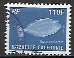 NOUVELLE  CALEDONIE    -   2013 .  Y&T N° 1176 Oblitéré.   Poisson.   Dawa - Usados