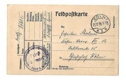 SPICH B. BONN STATION METEO DES DIRIGEABLES 1916 FELDPOST ZEPPELIN DIRIGEABLE ALLEMAGNE AVIATION /FREE SHIPPING R - Germania