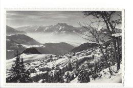 22808 - Leysin En Hiver Les Dents Du Midi - VD Vaud