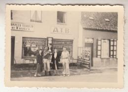 Campeer Terrein A.T.B. - Café - Geanimeerd - Te Situeren - Foto 6 X 9 Cm - Lugares