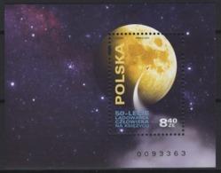 Poland (2019) - Block -  /  Espace - Space - Moon - Apollo - Europe