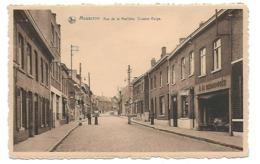 Mouscron.  Rue De La Marlière. Douane Belge. - Douane