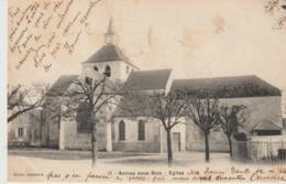 C. P. A. - AULNAY SOUS BOIS - EGLISE - 11 - PRÉCURSEUR - CANTIN - Aulnay Sous Bois