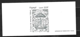 """France: Reprise Du Timbre N° Y & T 3359 """" Le Kiosque Des Amoureux"""" - Documents Of Postal Services"""