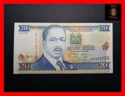 KENYA 20 Shillings 1995 Pick 32 UNC