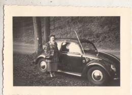 Coccinelle VW - Marche-les-Dames - Photo 7 X 9.5 Cm - Automobiles