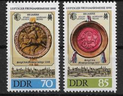 DDR  3316-3317 ** - Neufs