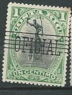 Costa Rica - Service -   Yvert N°  22 Oblitéré    Az 27511 - Costa Rica