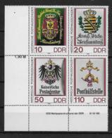 DDR  3306-3309 ** Viererblock - Nuevos