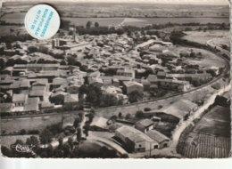 34 - Très Belle Carte Postale Semi Moderne Dentelée De  SAINT THIBERY    Vue Aérienne - France