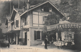 Gare De Territet-Glion - VD Vaud