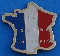 MM..150.....CARTE DE FRANCE....JE  SUIS  FRANCAIS - Altri
