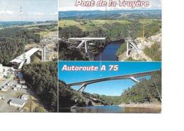 15 PONT DE LA TRUYERE Cpm Multivues - Frankreich