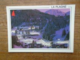 La Plagne , Piste Olympique De Bobsleigh - Autres Communes