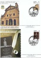 2 Sobres Conmemorativos Nules - España