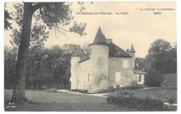 48 Auroux. Le Chateau De Fabrège, Le Parc (10144 ) - France