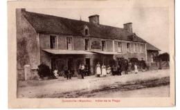 QUINEVILLE HOTEL DE LA PLAGE TRES ANIMEE - Francia