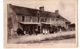 QUINEVILLE HOTEL DE LA PLAGE TRES ANIMEE - France