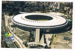 ST-363   RIO DE JANEIRO : Estadio Maracana ( Rio 2016 ) - Stadiums