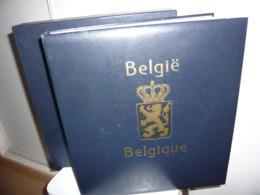 ALBUM DAVO + ETUI  + FEUILLES DAVO LUXE BELGIQUE 2000/05 (vol. IV) - Album & Raccoglitori