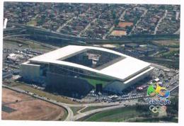 ST-364   SAO PAULO : Arena Corinthians ( Rio 2016 ) - Stadi