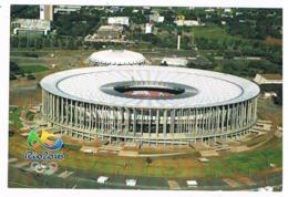 ST-367   BRASILIA : Arena Nacional De Brasilia ( Rio 2016 ) - Stadiums