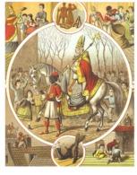 127) Saint-Nicolas - Sinterklaas - Zeer Goede Staat - L'état Très Bon ! - 10 X 15 Cm - Saint-Nicolas