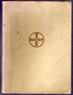 VIJFTIG JAAR BAYER GENEESMIDDELEN 1888-1938 88blz GENEESKUNDE APOTHEEK APHOTHEKER DOKTER VERPLEEGSTER Geschiedenis Z770 - Santé