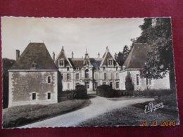 CPSM - Authon-du-Perche - Château De La Grève à Saint-Bomer - France