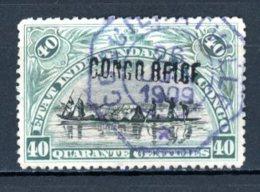 Congo Belge   34L   Obl   ---   TTB - Belgisch-Kongo