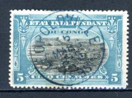 Etat Indépendant Du Congo   14  Obl   ---   TTB - Belgisch-Kongo