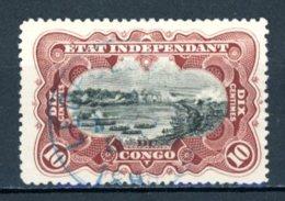 Etat Indépendant Du Congo   17  Obl   ---   TTB - Belgisch-Kongo