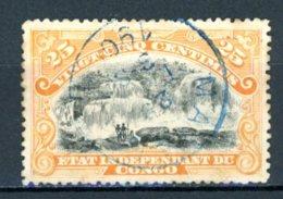 Etat Indépendant Du Congo   21   Obl   ---   TTB - Belgisch-Kongo