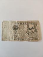 Italie - Billet - 1000 Lires 1982 - [ 2] 1946-… : Républic