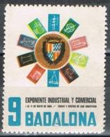 Viñeta BADALONA (Barcelona) 1969, Fiestas De San Anastasio. Label, Cinderella ** - Variedades & Curiosidades