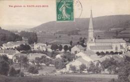 Vosges - Vue Générale De Raon-aux-Bois - Sonstige Gemeinden