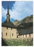 38 Monastère De La GRANDE-CHARTREUSE  Chapelle Des Morts Et Cimetière Des Moines - Autres Communes