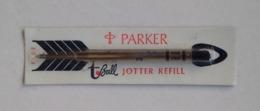 Antique Pen Stylo à Bille Parker T-Ball Refill Recharge - Schreibgerät