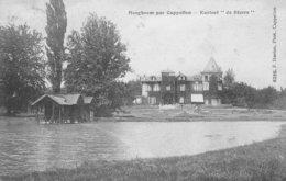 """Hoogboom - Kasteel """"de Sterre"""" - H 6226 - 1911 - Kapellen"""