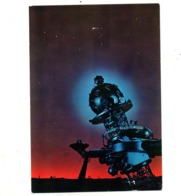 Carte Telescope - Astronomia