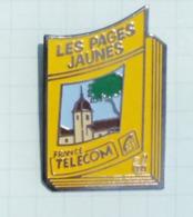 France Télécom - Pages Jaunes - Telecom De Francia