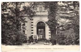 ARCACHON (33) - Sanatorium Protestant Du Moulleau - Entrée Principale - Ed. Cliché Gérard, Arcachon - Arcachon
