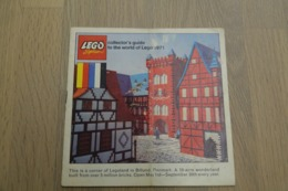 LEGO - CATALOG 1971 - Original Lego 1971- Vintage - EN - Medium - Kataloge