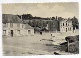 DISSAY-sous-COURCILLON - Place De La Mairie -( Bascule).....timbre --beau Cachet.....à Saisir - Other Municipalities