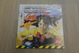 LEGO - CATALOG 1980 Technic - Original Lego 1980 - Vintage - EN - Medium - Kataloge